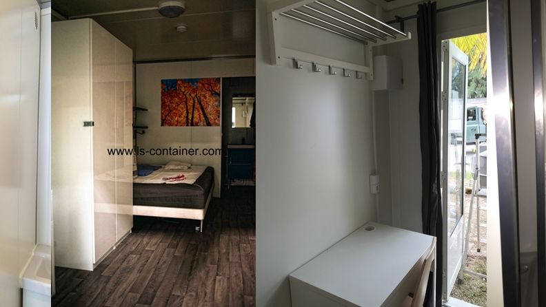 Chambre individuelle LS container