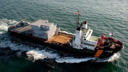 Navire partisan avec bloc commando Logistic Solutions