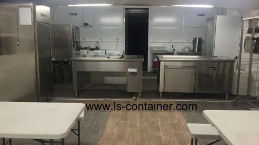 LS Container openbox cuisine