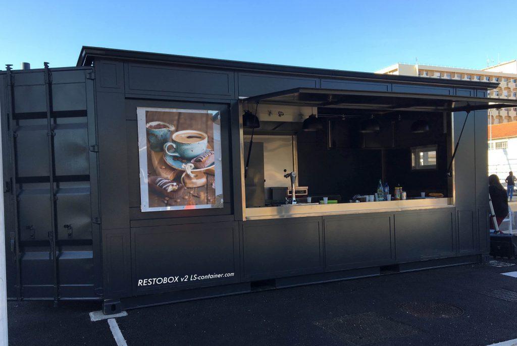 La saison restobox restaurant de plage 2017 commence for Cuisine 2017 restaurant awards