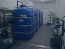 Approvisionnement et traitement énergie et eau
