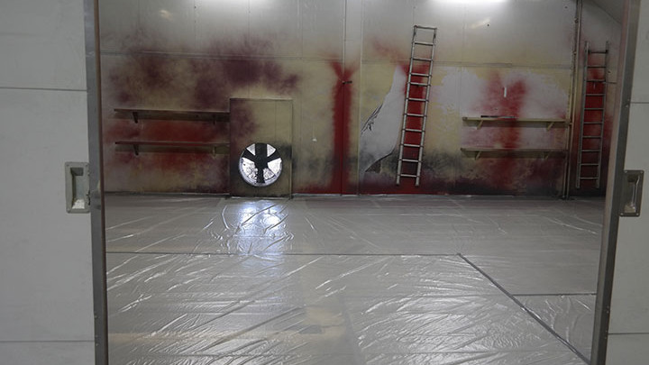 Cabine de peinture - 2
