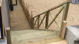 Escalier sur mesure polo beach (2)