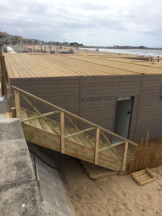 escalier sur mesure polo beach 3 logistic solutions. Black Bedroom Furniture Sets. Home Design Ideas