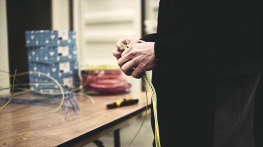 Préparation du câblage