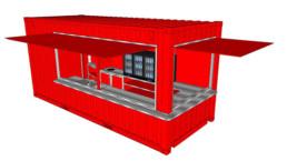 Restobox Carnac 3D