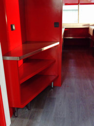 Restobox meuble sur mesure