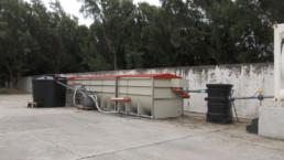 STEP - Recyclage des eaux usées