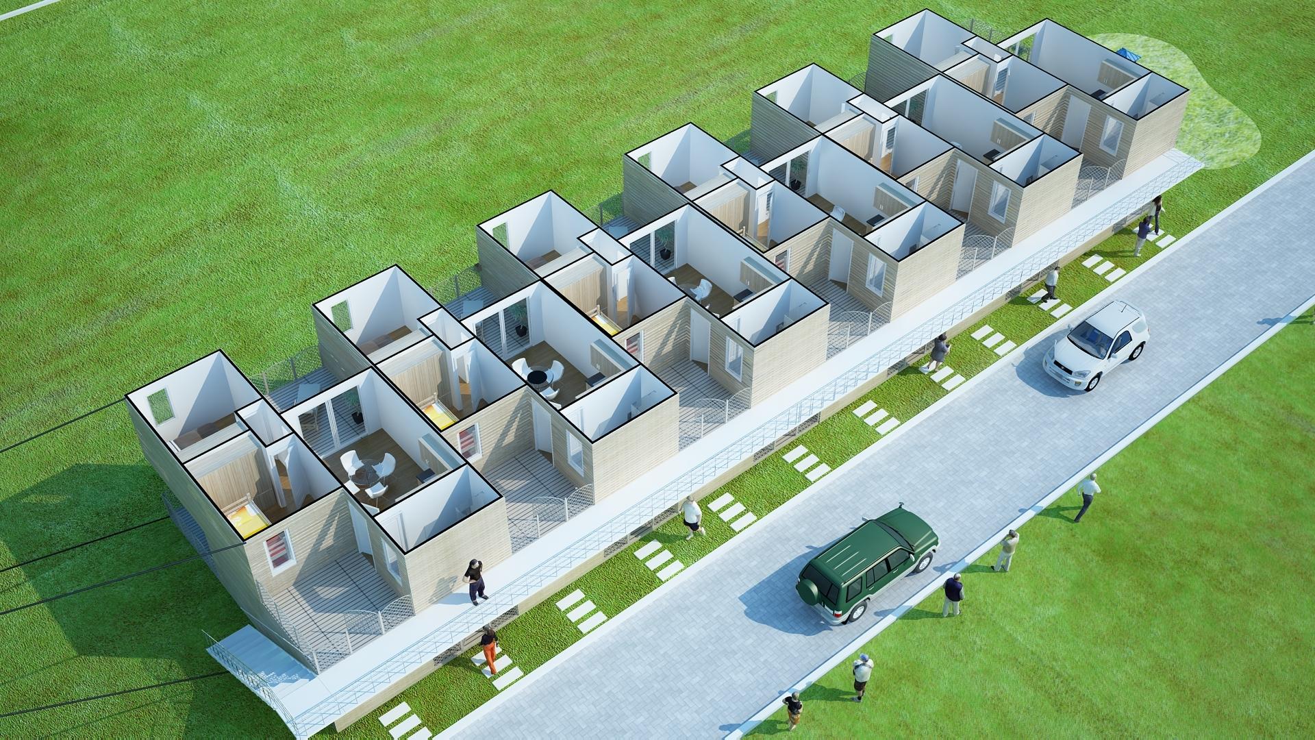 Containers am nag s sur mesure enti rement personnalisables for Container en francais