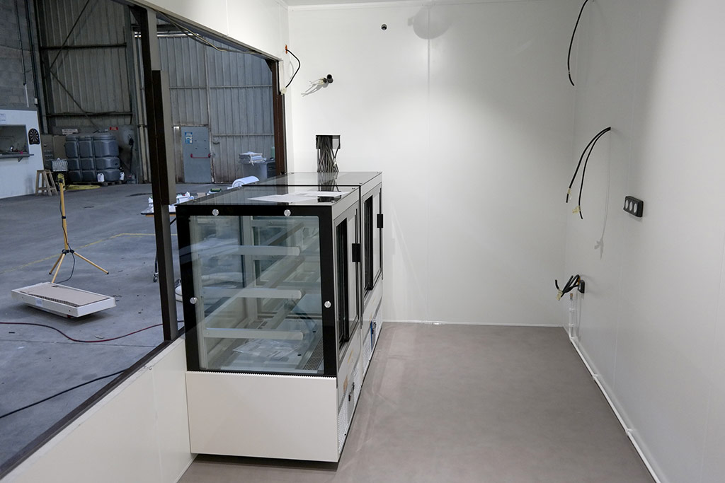Installation materiel cuisine container 4 logistic solutions for Cuisine installation