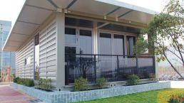 LS Container, maison villa box 20